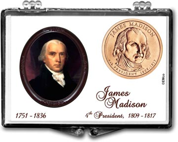 Edgar Marcus Snaplock Display - James Madison