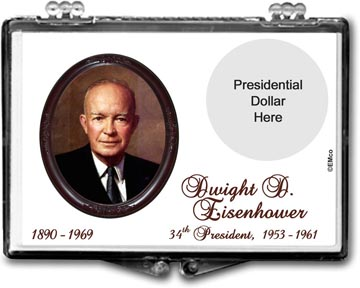 Edgar Marcus Snaplock Display - Dwight D. Eisenhower