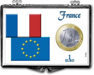 Edgar Marcus Snaplock Display - 1 Euro - France