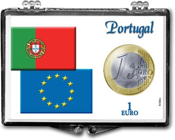 Edgar Marcus Snaplock Display - 1 Euro - Portugal