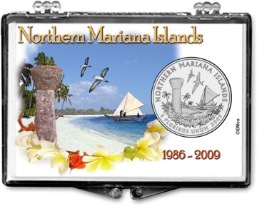 Edgar Marcus Snaplock Display - Northern Mariana Islands