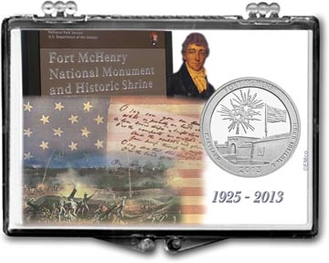 Edgar Marcus Snaplock Display - Fort McHenry National Monument and Historic Shrine
