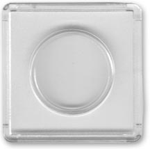 Edgar Marcus Snap-Tite Set Holder - 2'' x 6'', for 5 State Quarters, box of 25