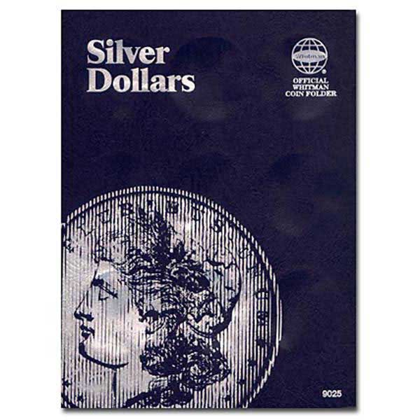 Whitman Folder - Dollars Plain