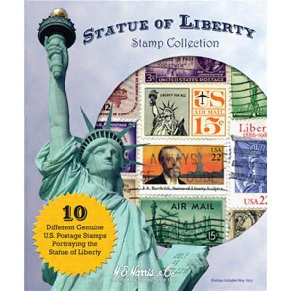 Stamp Pack, Statue of Liberty