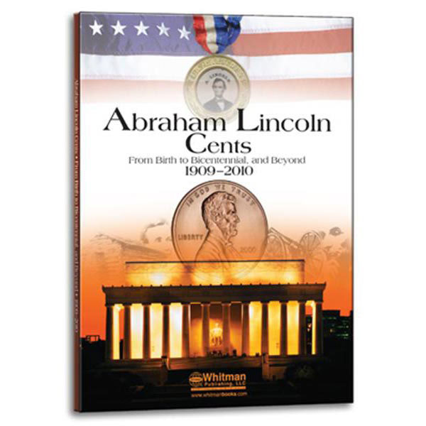 H.E. Harris Coin Folder - Lincoln Bicentennial 1909-2010
