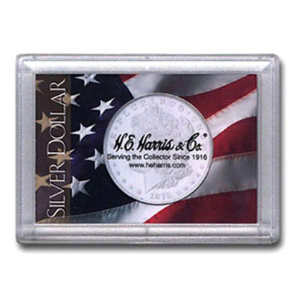 H.E. Harris Frosty Case - 2x3, US Dollar