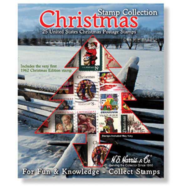 Stamp Pack, Christmas Collection