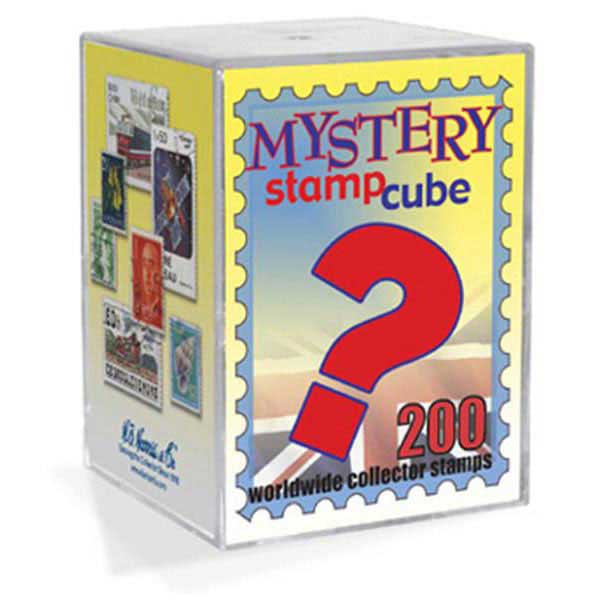 Stamp Cube, Worldwide Mystery