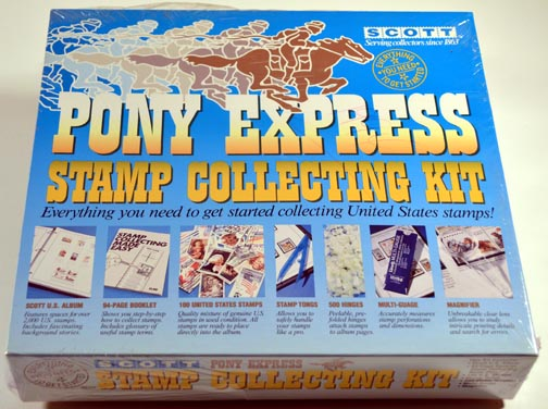 Scott Pony Express Kit