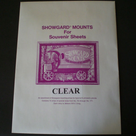 Showgard Mounts - MPK 2, Clear