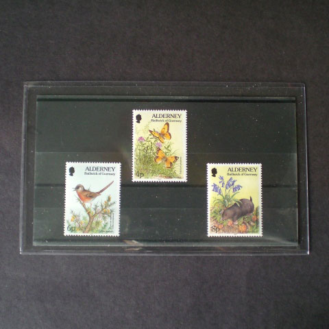 Supersafe Philatelic Holders, Standard Weight - Approval Cards