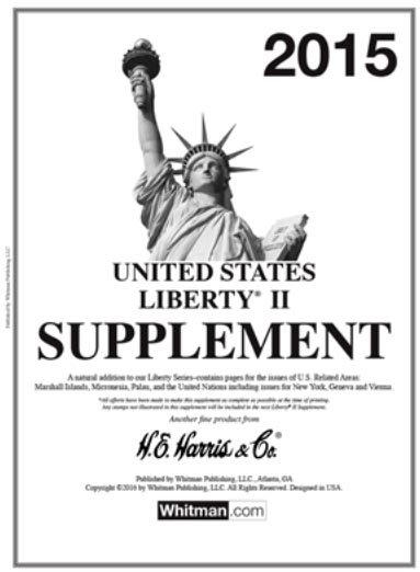 H.E. Harris Supplement, Liberty II 2015 MAIN