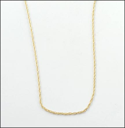 Fine Rope Chain in 14K Yellow Gold_LARGE