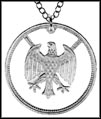 Eagle (West Germany), with rim