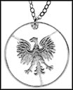 Eagle (Poland), with rim
