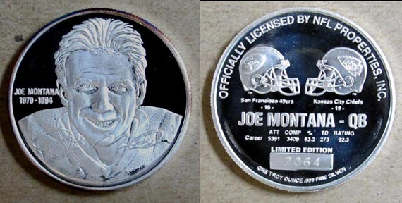 Joe Montana' Art Bar. MAIN