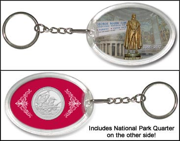 George Rogers Clark National Historical Park Keychain