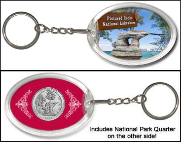 Harpers Ferry National Historical Park Keychain