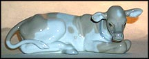 Cow, Lladro Figurine  #4680