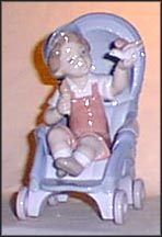 Bird Watcher, Lladro Figurine  #4730
