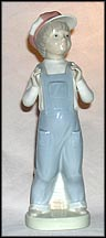 Boy from Madrid, Lladro Figurine  #4898