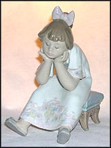 Nothing To Do, Lladro Figurine  #5649 MAIN