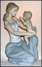 One For You, One For Me, Lladro Figurine  #6705