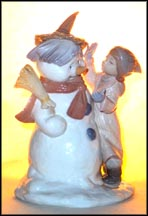 Talk to Me!, Lladro Figurine  #8168 MAIN