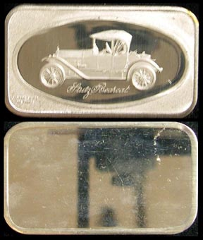 Stutz Bearcat' Art Bar by Madison Mint.