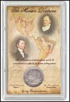 Monroe Doctrine Commemorative Half Dollar Display THUMBNAIL