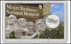 Mount Rushmore Commemorative Half Dollar Display THUMBNAIL