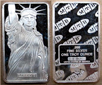 Statue Of Liberty' Art Bar by Manfra, Tordella & Brookes.