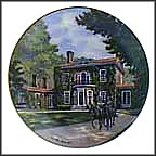 Ashland Collector Plate by John Alan Maxwell