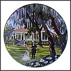 Beauvoir Collector Plate by John Alan Maxwell