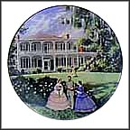 Elmscourt Collector Plate by John Alan Maxwell