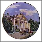 Montpelier Collector Plate by John Alan Maxwell