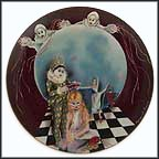 Masquerade Party Collector Plate by Margaret Kane