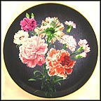 Carnation Collector Plate by Count Lennart Bernadotte And Garie Von Schunk