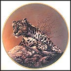 Sheena Collector Plate by Douglas Van Howd