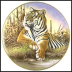 Tamar Collector Plate by Douglas Van Howd MAIN
