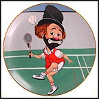 Love That Freddie Collector Plate by Red Skelton