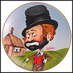 Freddie's Shack Collector Plate by Red Skelton_MAIN