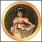 Miss Murray Collector Plate by Sir Thomas Lawrence MAIN