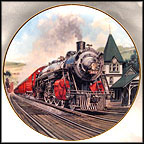 The Alton Limited Collector Plate by Jim Deneen