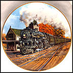 The Southwestern Limited Collector Plate by Jim Deneen
