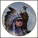 Freedom's Watch Collector Plate by Gregory Perillo