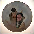 Prairie Pals Collector Plate by Gregory Perillo