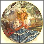 Oh Susannah Collector Plate by Rob Sauber