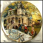 Happy Birthday Collector Plate by Rob Sauber